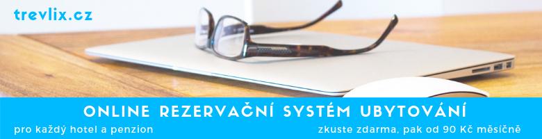 trevlix.cz - online rezervace ubytování, hotelový systém